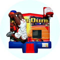 PenguinsUp 3D BASKETBALL JUMPER Happy Birthday