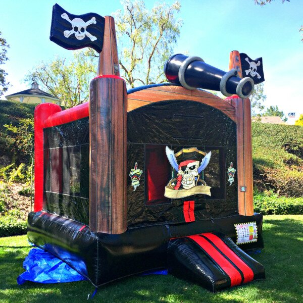 PenguinsUp Pirate Jumper Bounce House
