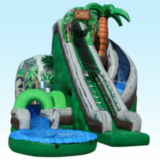 PenguinsUp Amazon Falls Water Slides