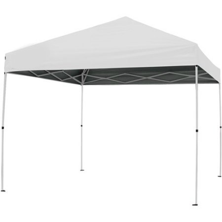 PenguinsUp 10'x10' Professional White Canopy(100 sq. ft. coverage)