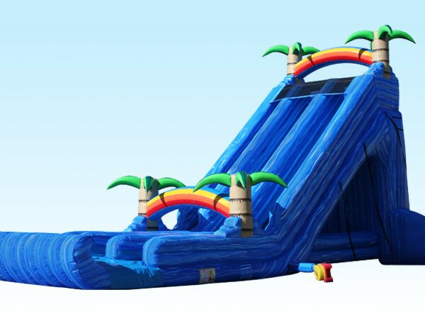 PenguinsUp 27Ft Dual Slide