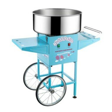 PenguinsUp Cotton Candy Cart Blue
