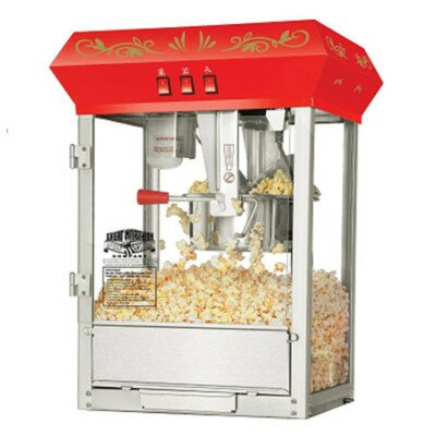 PenguinsUp Popcorn Popper Machine